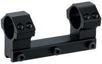 Кронштейн LEAPERS UTG 1PC High Profile Airgun Mount w/Stop Pin, 30mm (RGPM2PA-30H4)